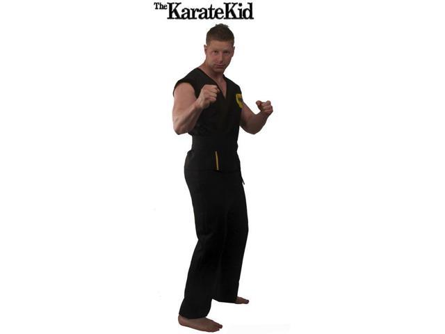 Karate Kid Cobra Kai Costume Adult Standard