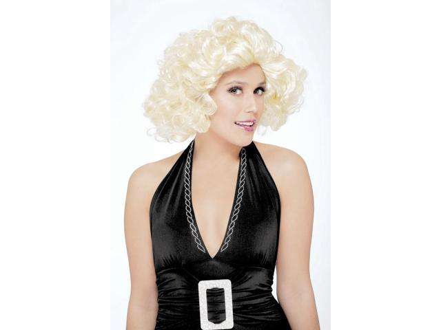 Movie Star Costume Wig Adult One Size