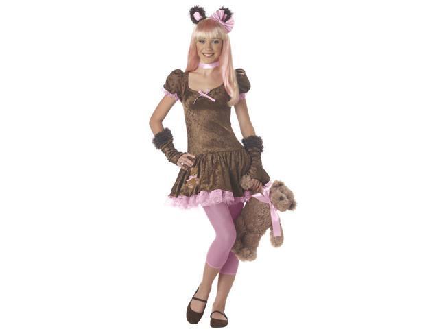 Honey Bear Costume Tween Tween Large