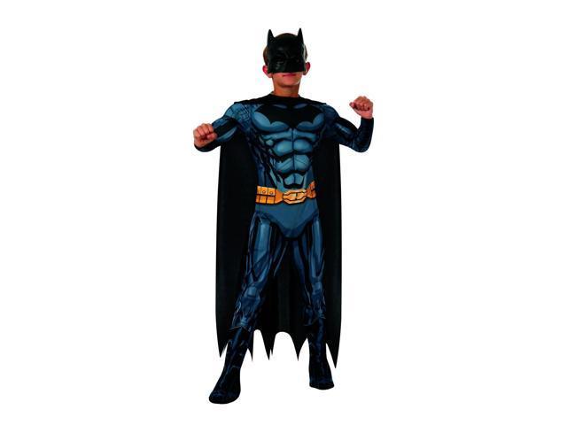 DC Comics Deluxe Batman Child Costume Large