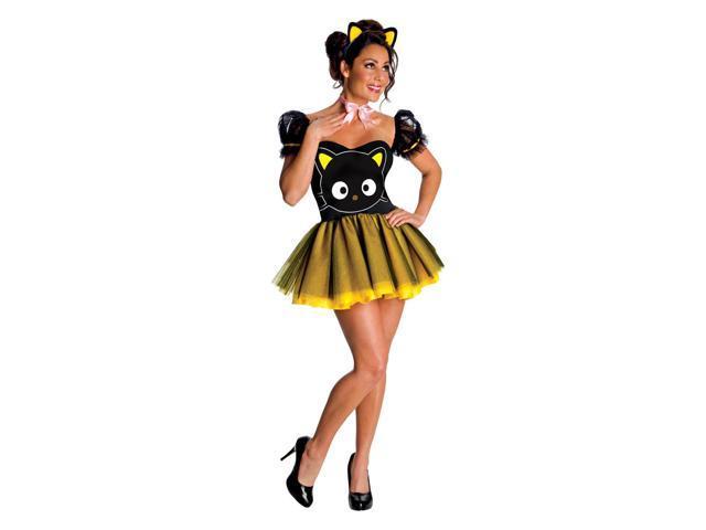 Hello Kitty Chococat Sexy Costume Dress Adult X-Small 0-2