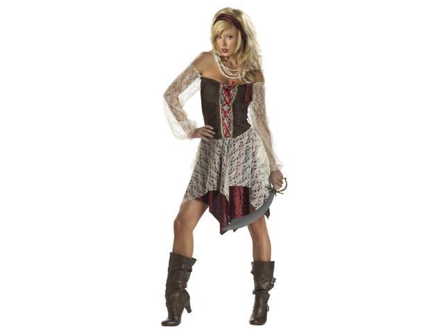 South Seas Pirate Costume Adult Small
