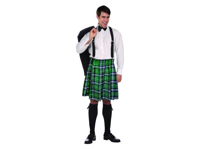 Men's Naughty Costume Kilt/Shorts Adult One Size Fits Most