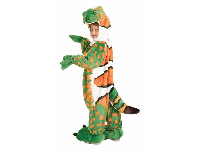 Iguana Reptile Lizard Costume Child Toddler