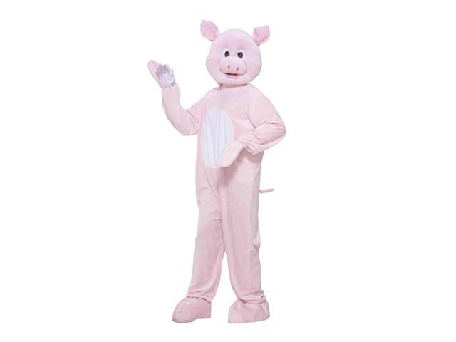 Story Book Pig Plush Adult Costume One Size Fits Most