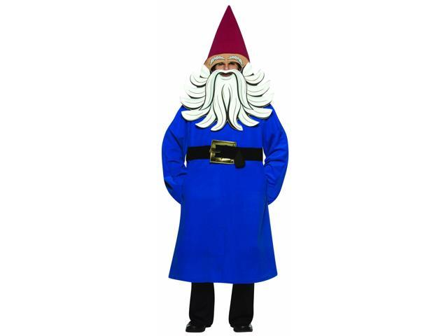 Travelocity Roaming Gnome Costume Adult Standard