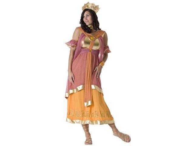 Hera Greek Mythology Costume Adult Standard
