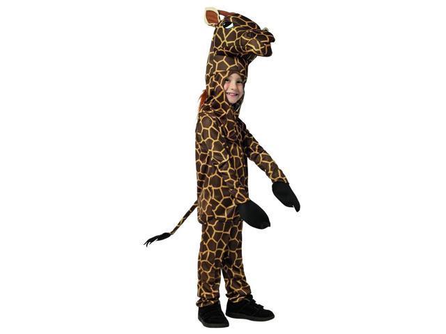 Giraffe Costume Child Toddler 3-4T