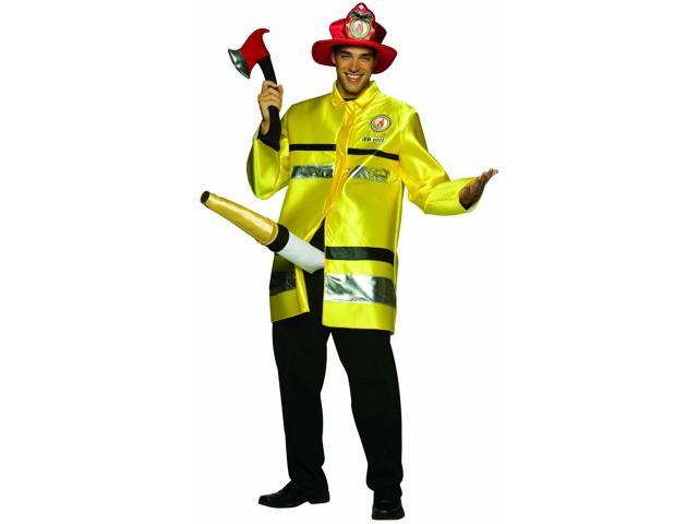 Fire Etinguisher Costume Adult Standard