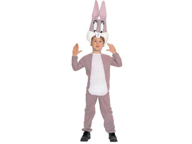 Looney Tunes Bugs Bunny Costume Child Medium 8-10