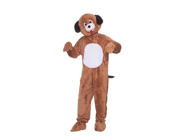 Story Book Puppy Plush Adult Costume One Size Fits Most