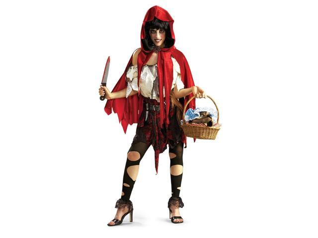 Lil' Dead Riding Hood Adult Costume Large