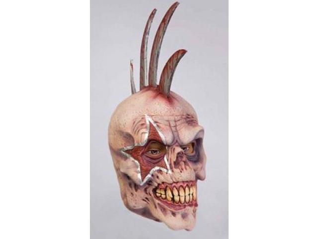 MpegXXX Razor Rocker Adult Costume Mask One Size