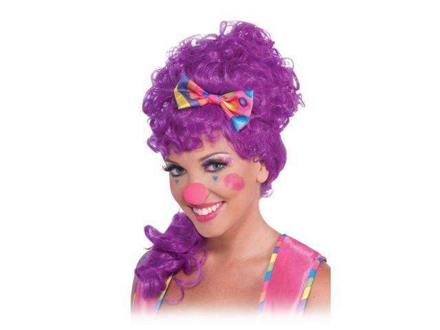Circus Sweetie Rainbow Costume Eyelashes One Size
