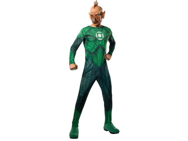 Green Lantern Tomar Re Costume Adult 42-44