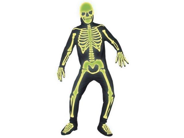 Gothic Manor Graveyard Bone Adult Costume Medium