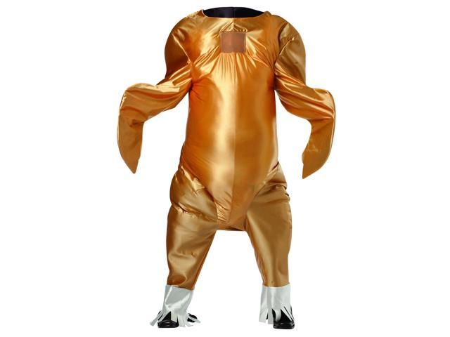 Cooked Gobbler Turkey Costume Adult One Size Fits Most