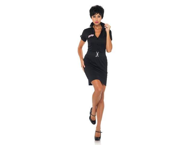 Grease Rizzo Black Costume Dress Adult Small/Medium 4-8