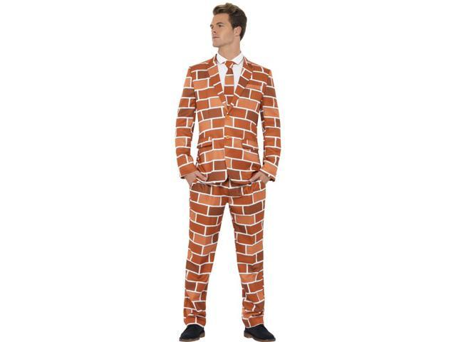 Off The Wall Brick Suit Adult Costume X-Large