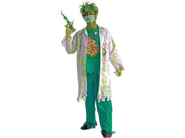 Biohazard Zombie Surgeon Adult Costume One Size Fits Most