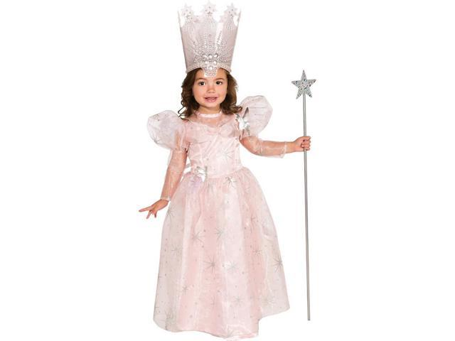The Wizard Of Oz Deluxe Glinda Costume Child Toddler Toddler 2-4