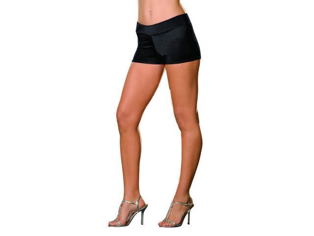 Black Roxie Hot Short Costume Accessory Adult Small/Medium 2-8