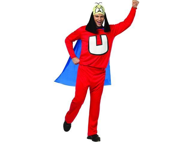 Underdog Adult Costume One Size Fits Most