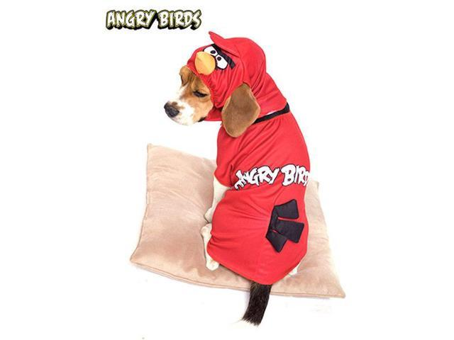 Angry Birds Red Bird Pet Costume Medium