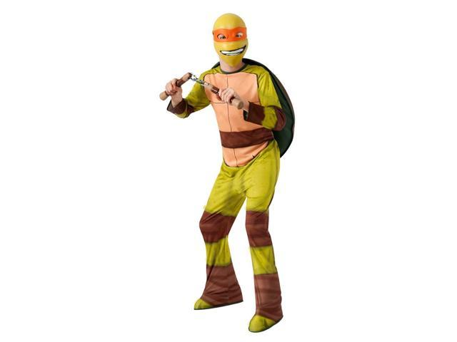 T.M.N.T. Michelangelo Costume Child Large