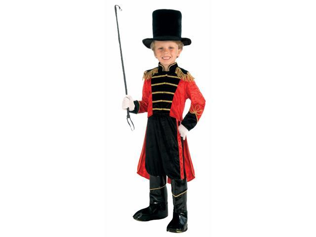 Ring Master Child Costume Large