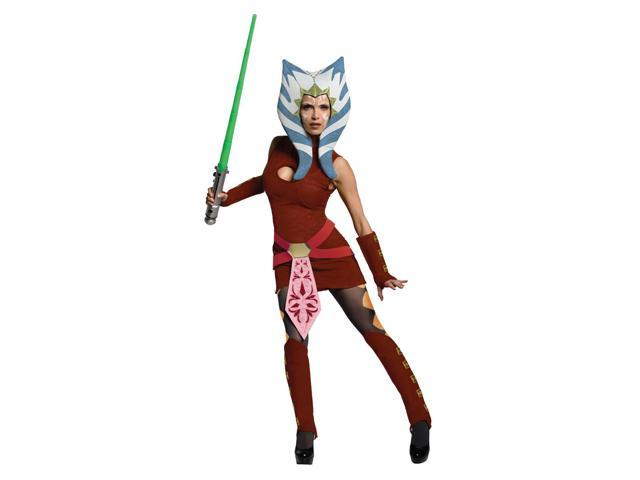 Star Wars Ashoka Costume Adult One Size Fits Most