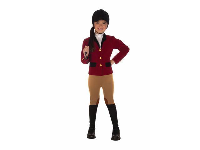 Equestrian Rider Costume Child Small