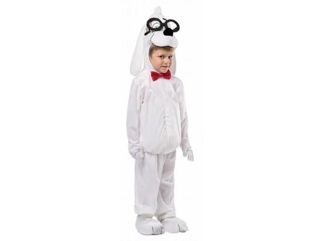 Dreamworks Mr. Peabody Child Toddler Costume 4-6X