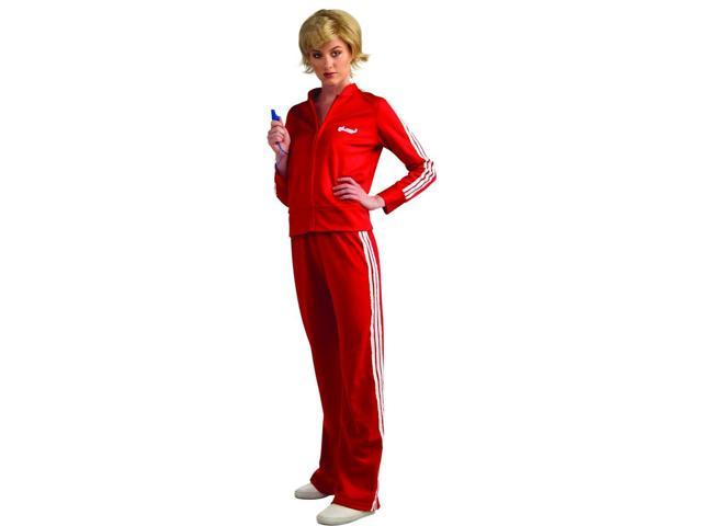 Glee Sue Track Suit Costume & Wig Teen Teen