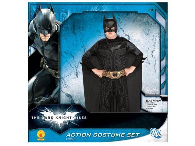 Batman Action Costume Box Set Child One Size