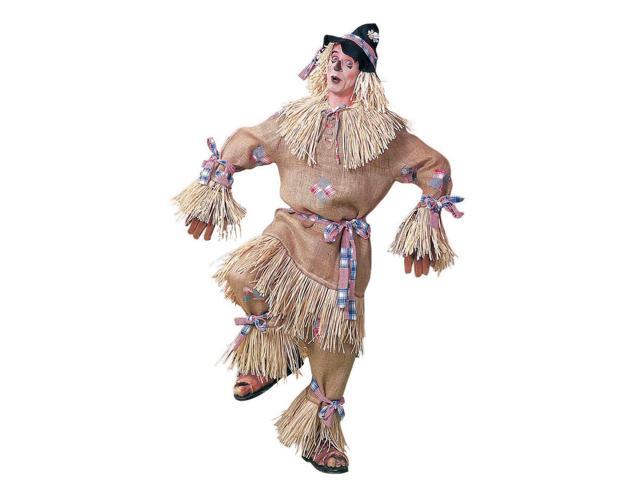 Deluxe Scarecrow Adult Costume X-Large
