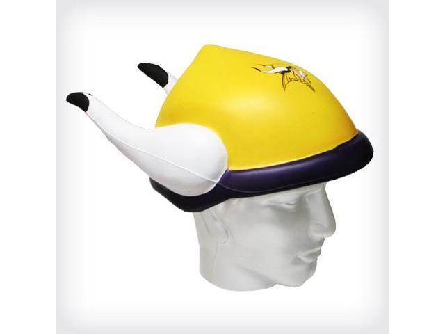 NFL Team Mascot Foamhead Hat: Minnesota Vikings