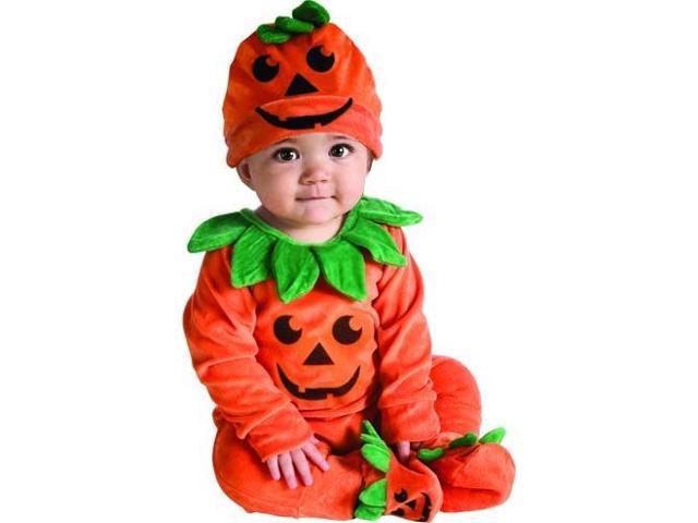 Lil' Pumpkin Jumper Costume Infant 6-12 Months