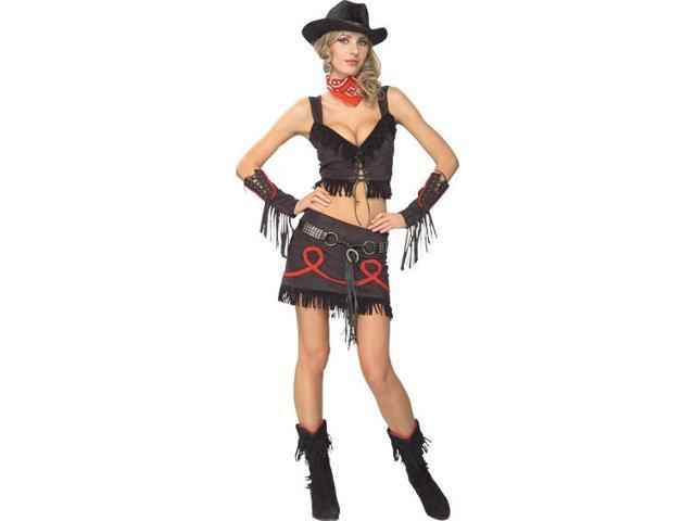 Cowgirl Adult Costume X-Small