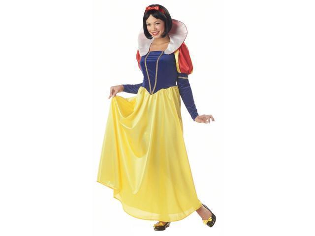 Snow White Costume Adult Large