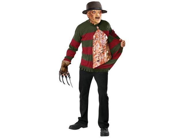 A Nightmare On Elm Street Freddy Chest Of Souls Costume Tween Small