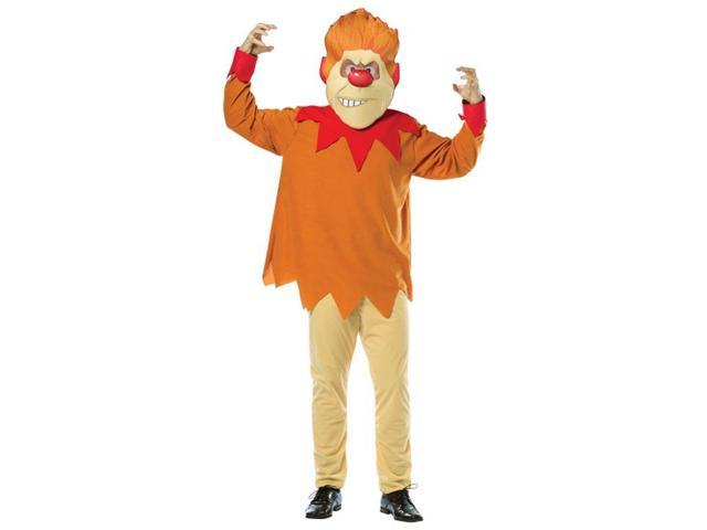 The Year Without Santa Clause Mr. Heat Miser Costume Adult One Size Fits Most