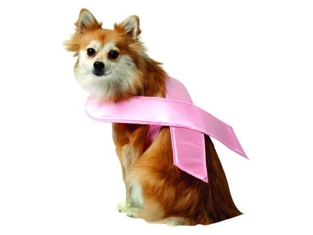 Breast Cancer Awareness Pink Ribbon Pet Dog Costume X-Small