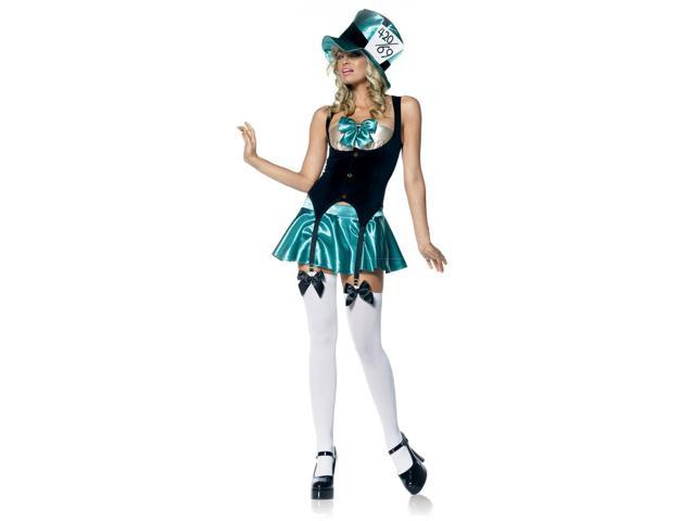 Sexy Tea Party Hostess Costume Adult X-Small 0-2