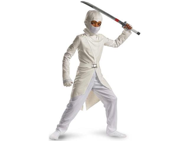 GI Joe Movie Storm Shadow Deluxe Child Costume 4-6