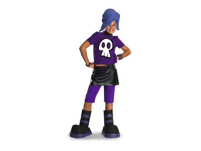 Hi Hi Puffy Yumi Child Costume Medium