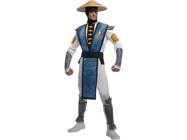 Mortal Kombat Raiden Costume Adult One Size Fits Most