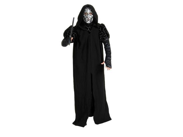 Harry Potter Deathly Hallows Deluxe Death Eater Costume Adult Standard
