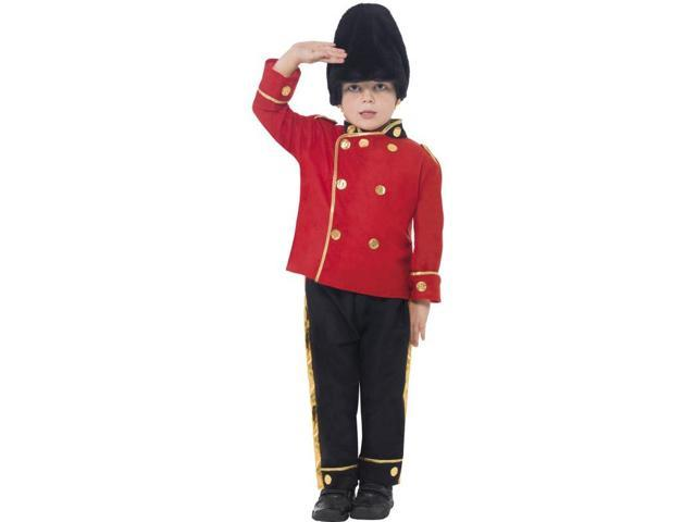 Busby Guard Uniform Costume Child Small