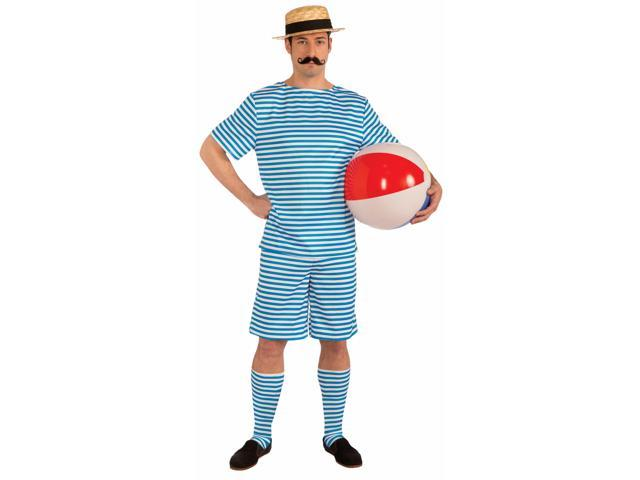 Roaring 20's Beachside Clyde Adult Costume Medium